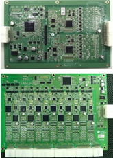 Circuit board of battery management system