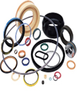synthetic rubber used gasket materials