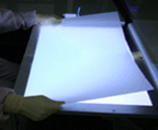 luminance enhancement film for LCD display